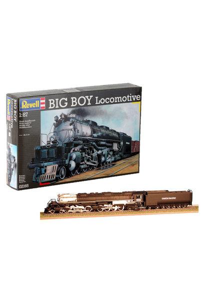 1:87 Big Boy Locomotive