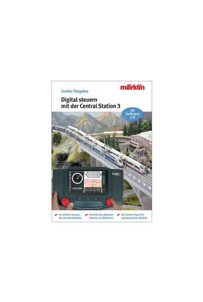 03083 Buch Märklin Digital Teil 3 D