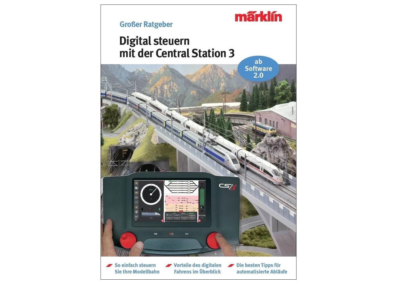 03083 Buch Märklin Digital Teil 3 D-1