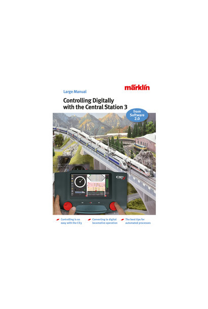03093 Buch Märklin Digital Teil 3 Engels