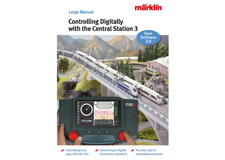 03093 Buch Märklin Digital Teil 3 Engels-1