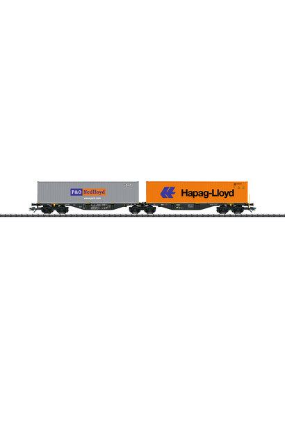 47807 Doppel-Tragwagen Sggrss80 Rai