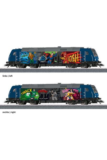 36656 Diesellok BR 285 Superhelden