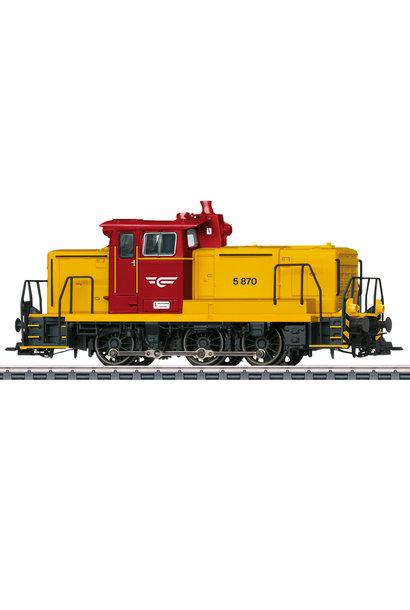 37244 Diesellok BR Di5 NSB