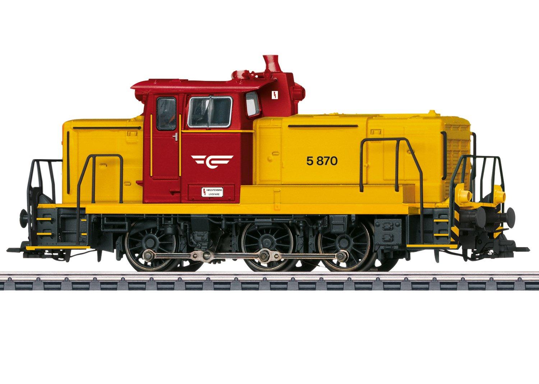 37244 Diesellok BR Di5 NSB-1