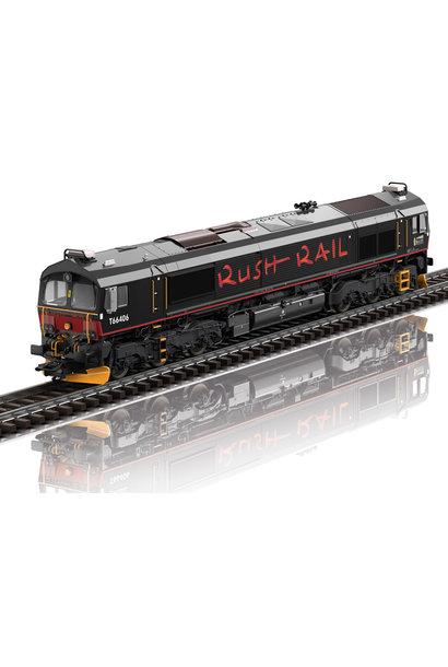 39068 Diesellok Class 66 RushRail
