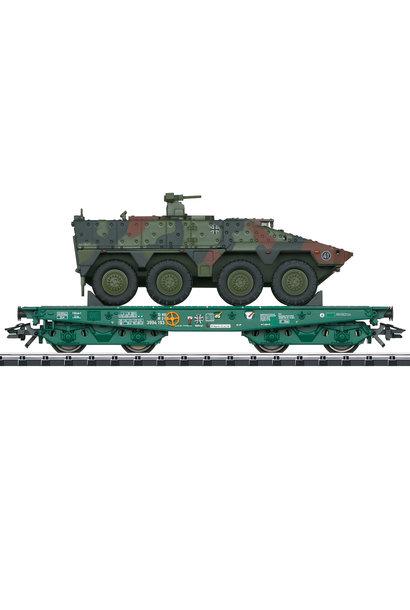 24224 Schwerlastwagen m. Boxer
