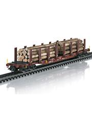 Trix 24146 Rungenwagen-Set Holztransport