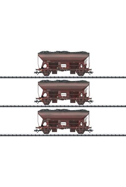 24123 Selbstentladewagen-Set DR/DDR
