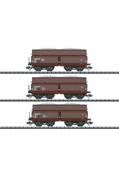 24121 Selbstentladewagen-Set ÖBB