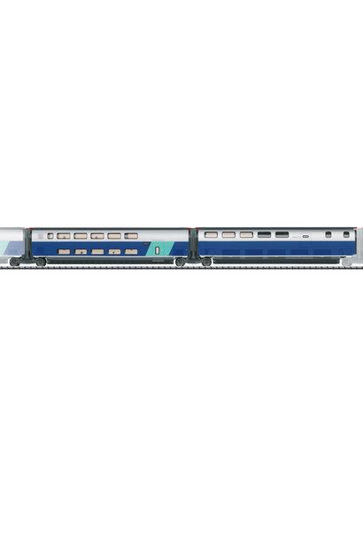 23489 Ergänzungswg.Set 3 TGV Duplex