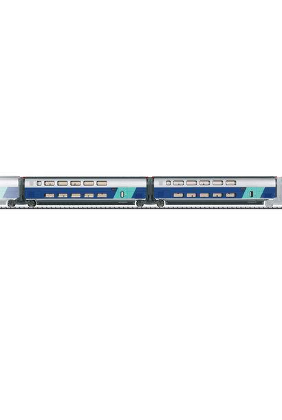 23488 Ergänzungswg.Set 2 TGV Duplex