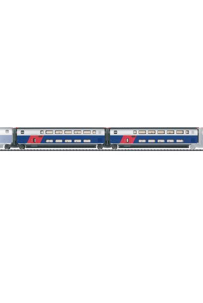 23487 Ergänzungswg.Set 1 TGV Duplex