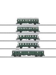 Trix 23458 Personen-Wagenset zur E 44.5