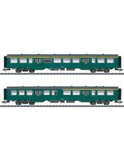 Trix 23222 Personenwagen-Set M2 SNCB