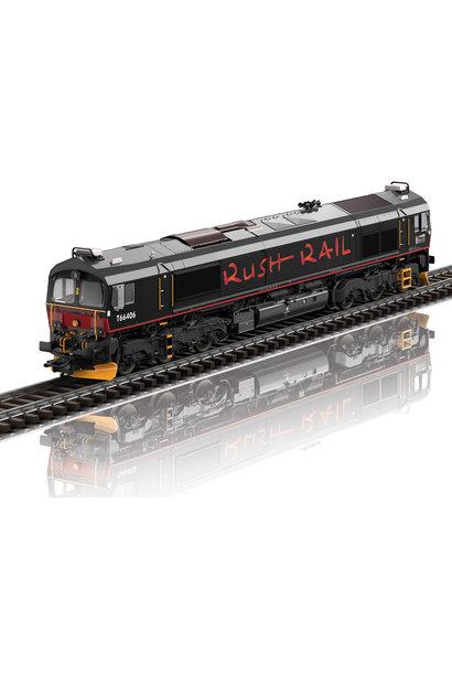 22997 Diesellok Class 66 RushRail