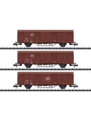 Trix 18902 Güterwagen-Set Expressgut DR