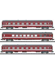Trix 18218 Wagen-Set Le Capitole SNCF