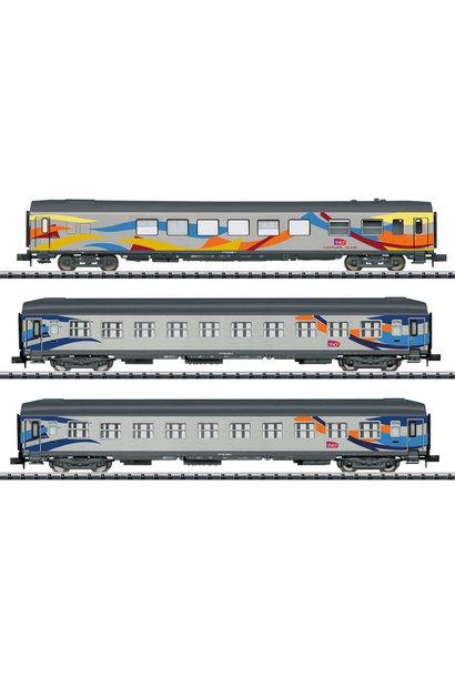 18210 Personenwagen-Set SNCF