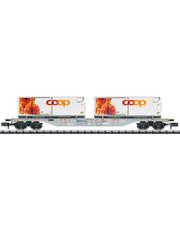 Trix 15491 Containertragwagen coop®