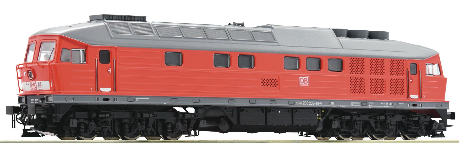 52497 Diesellok BR 233 DB AG DCC sound-1