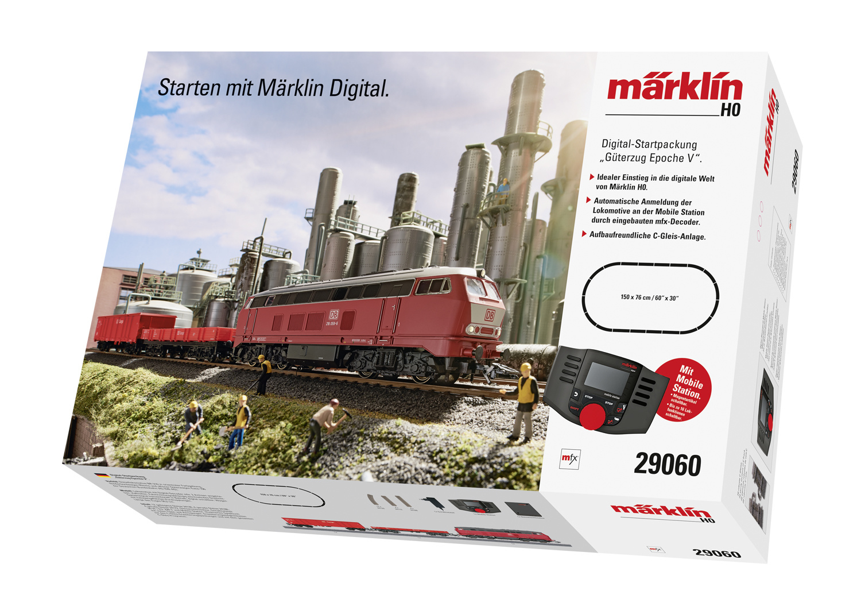 29060 digitale startset ''Dieseltrein''-1