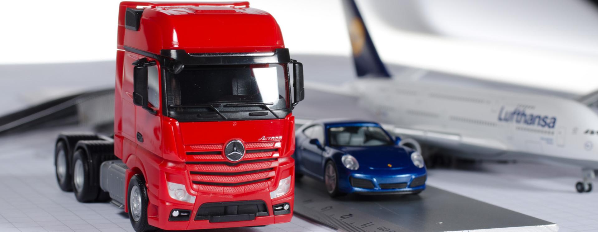 Automodellen