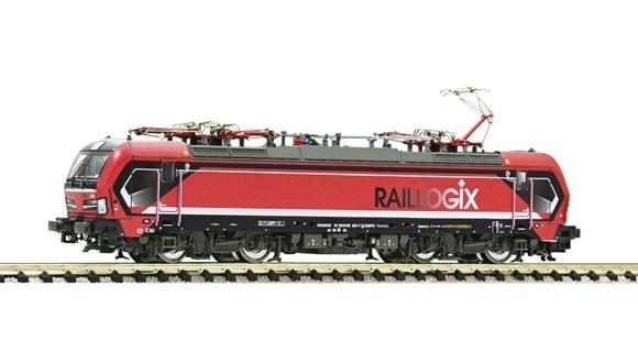 739398 Raillogix NL Elektrolokomotive 193 627-7 Vectron (DCC Sound)-1