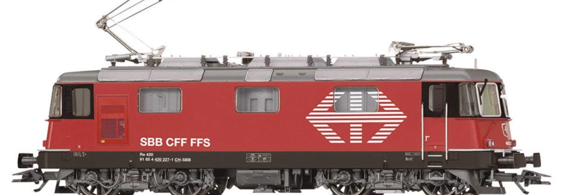 37347 Serie Re 4/4 II van de SBB