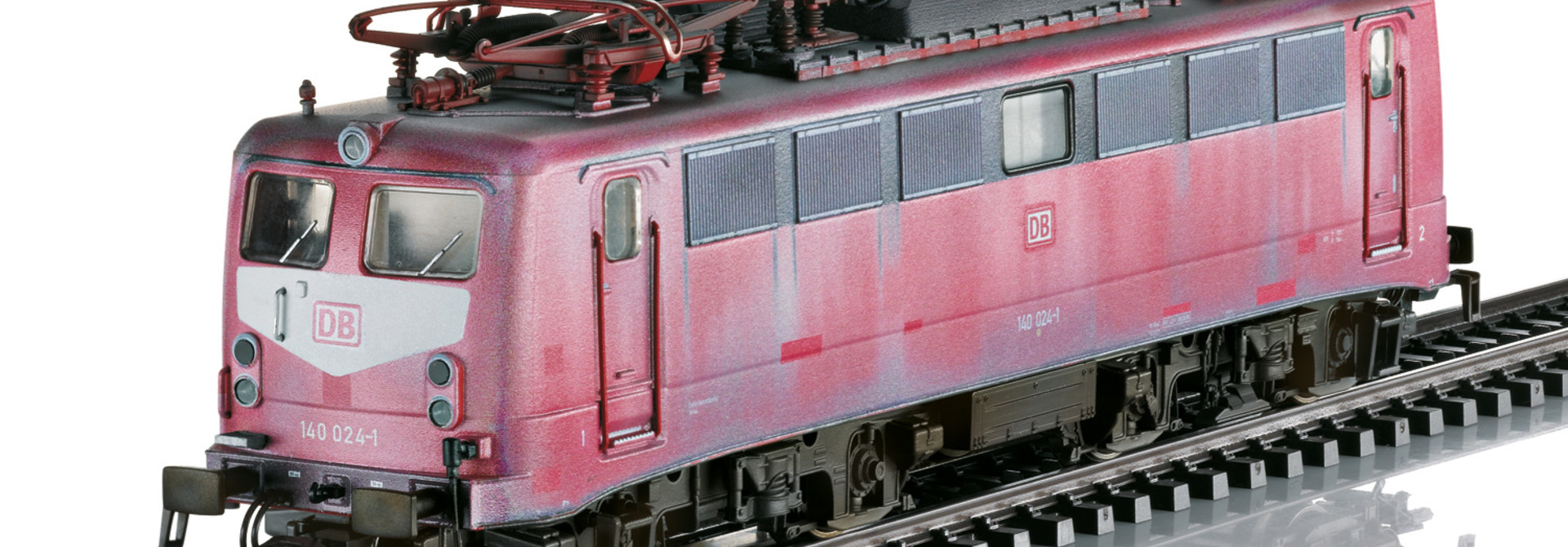 37408 Elektrische locomotief BR 140 van de DB AG