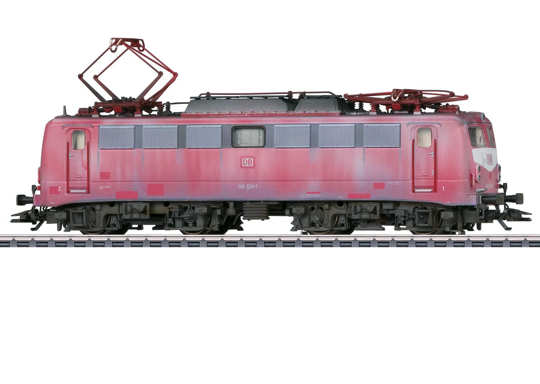 37408 Elektrische locomotief BR 140 van de DB AG-2