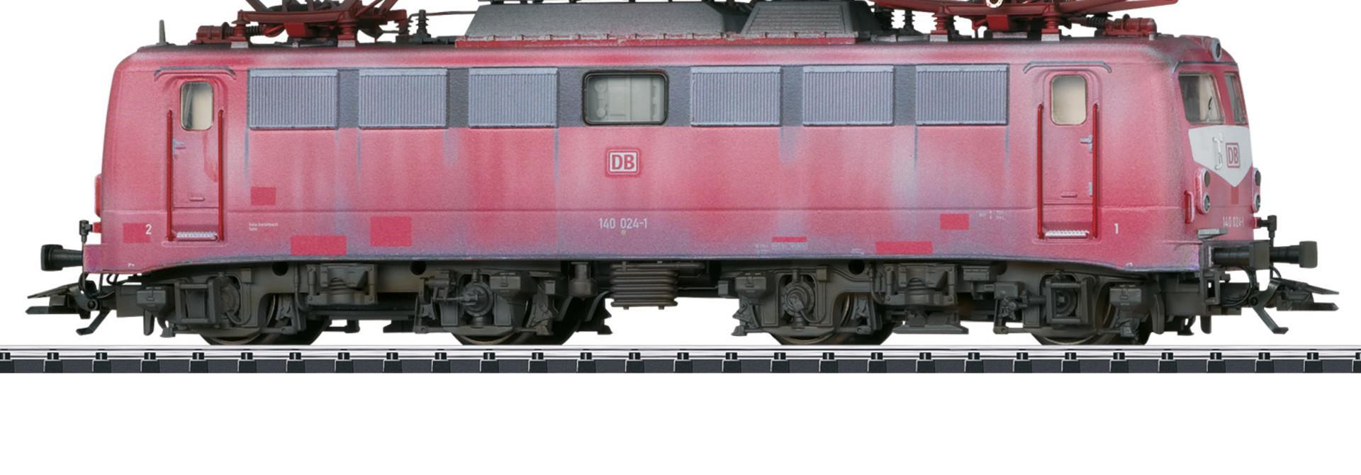 22400 Elektrische locomotief BR 140 van de DB AG