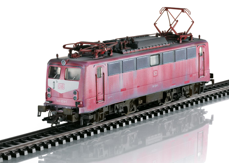 22400 Elektrische locomotief BR 140 van de DB AG-2