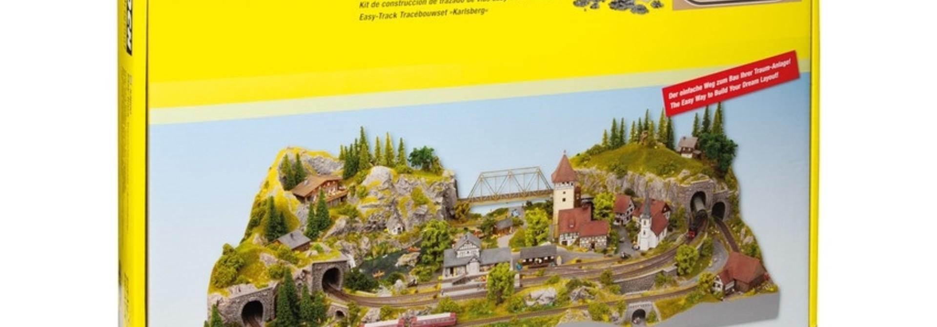 "53600 Easy-Track basis-set ""Karlsberg"""