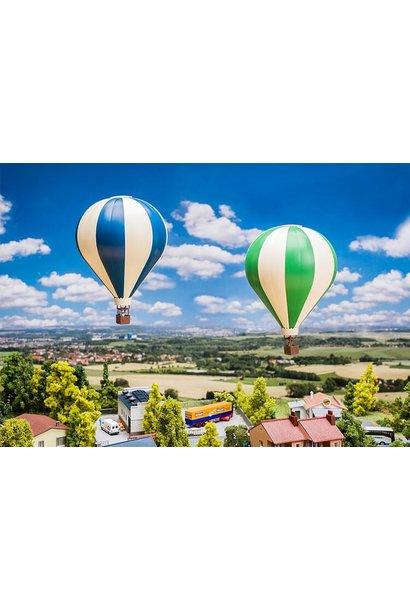 239006 actieset met 2 heteluchtballons