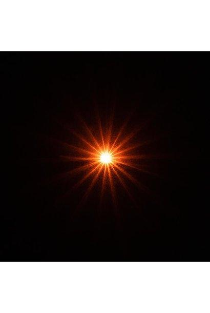 180716 zelfknipperende LED, geel