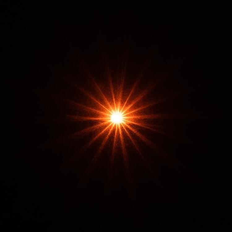 180716 zelfknipperende LED, geel-1