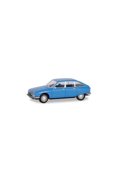 Citroen GS, blauw
