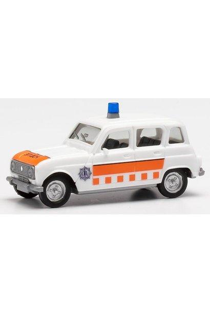 Renault R4 Politie (NL)