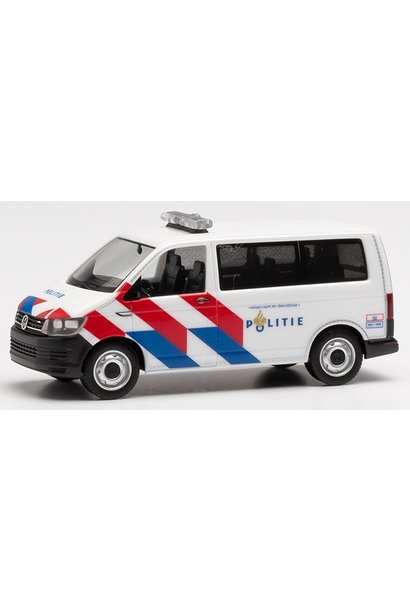 VW T6 Politie nieuwe striping (NL)