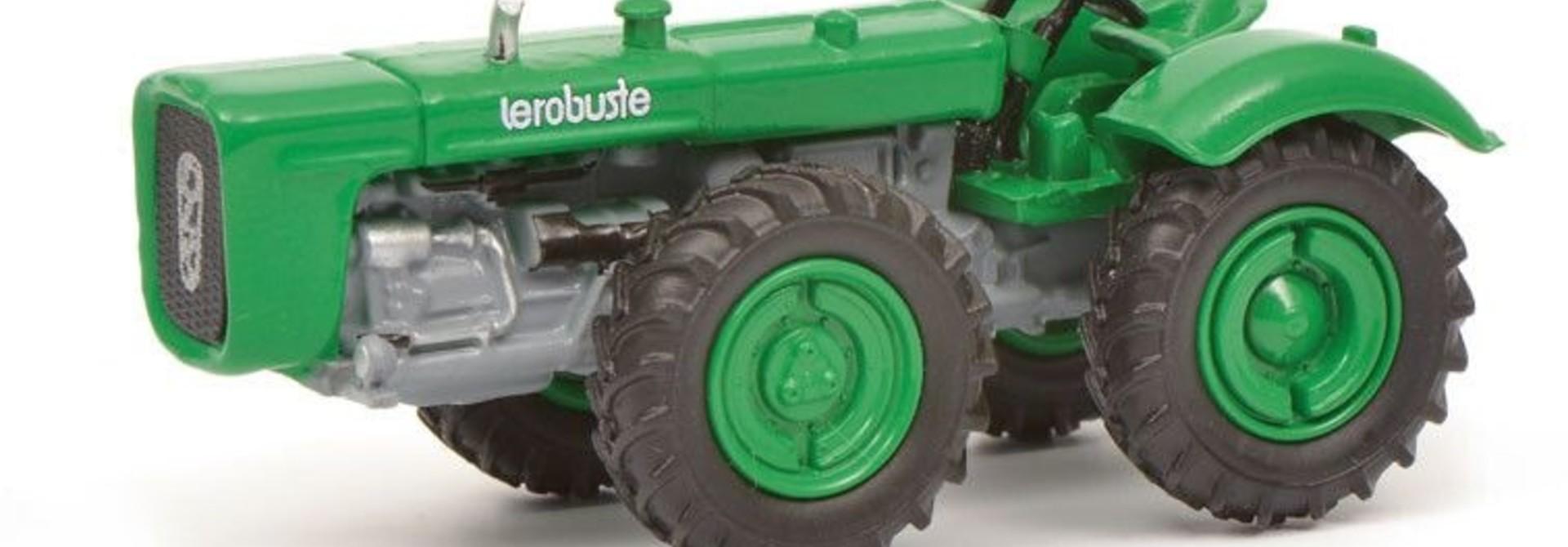 Dutra D4K, groen