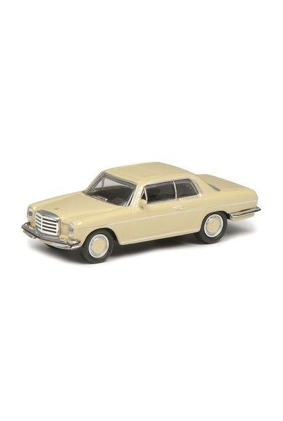 Mercedes Benz /8 Coupé, beige