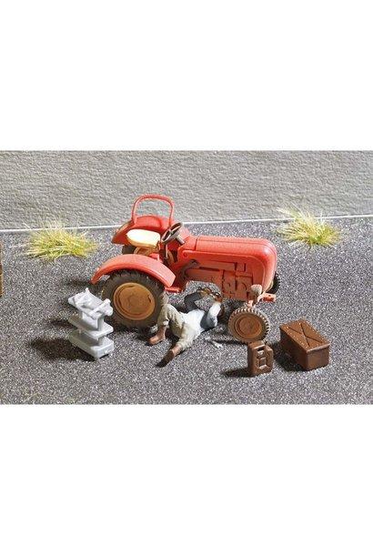7937 tractor reparatie H0