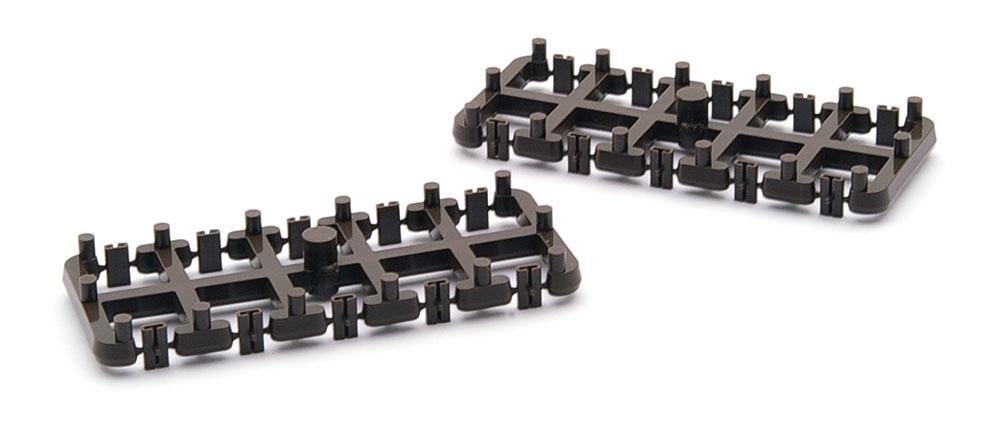 4288000 H0m Isolier-Schienenverbinder, 20 Stück-1