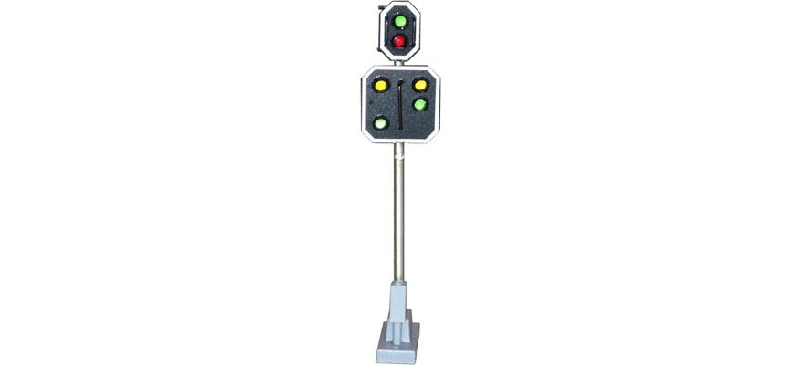 4171800 RhB Licht Haupt- Vorsignal 2/4 LED-1