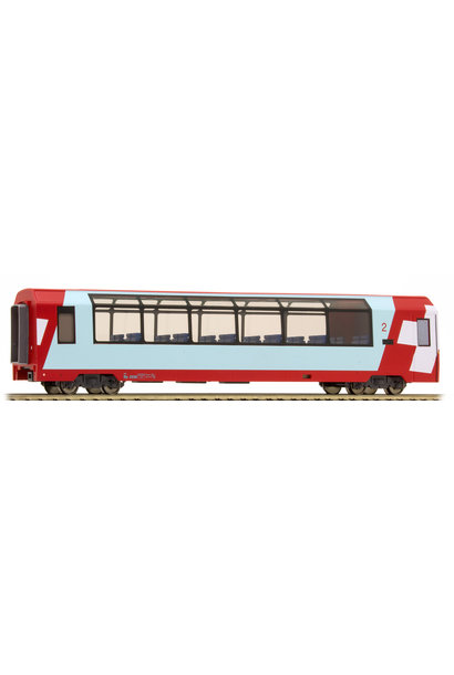 "3689128 RhB Bp 2538 ""Glacier Express"" H0 2L-GS"