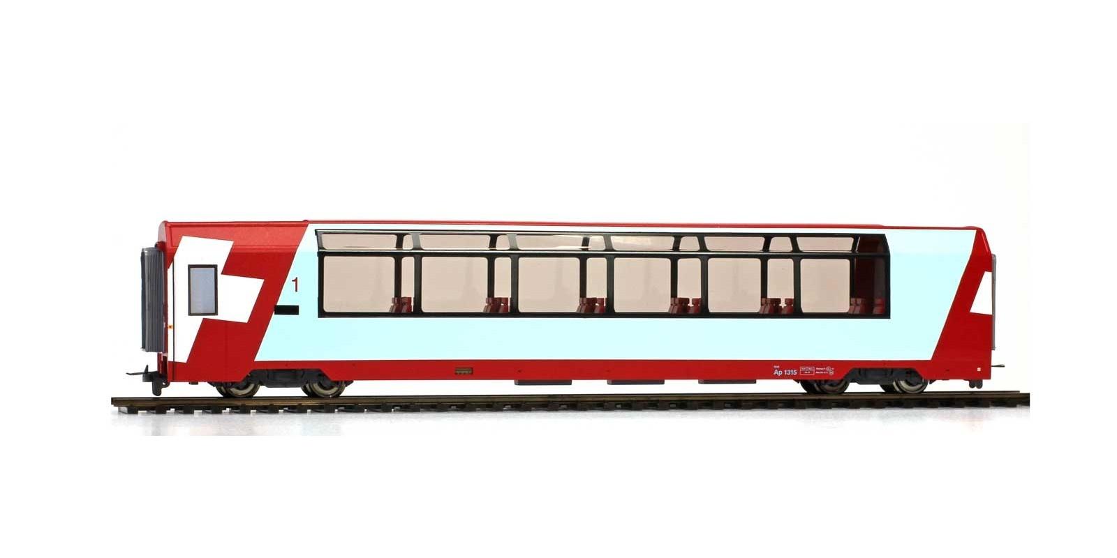 "3689102 RhB Api 1312 ""Glacier Express"" H0 2L-GS-1"