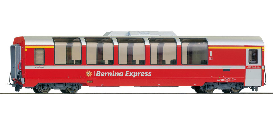"3593146 RhB Ap 1306 ""Bernina Express"" H0 3L-WS-1"