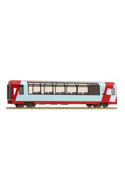 """3589128 RhB Bp 2538 """"Glacier Express"""" H0 3L-WS"""