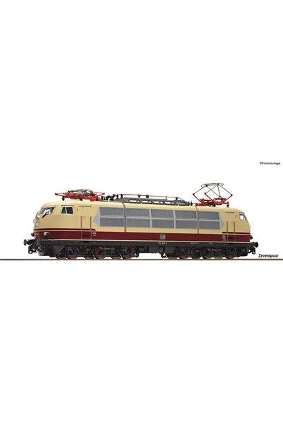 78213 E-Lok BR 103 van de DB AC sound